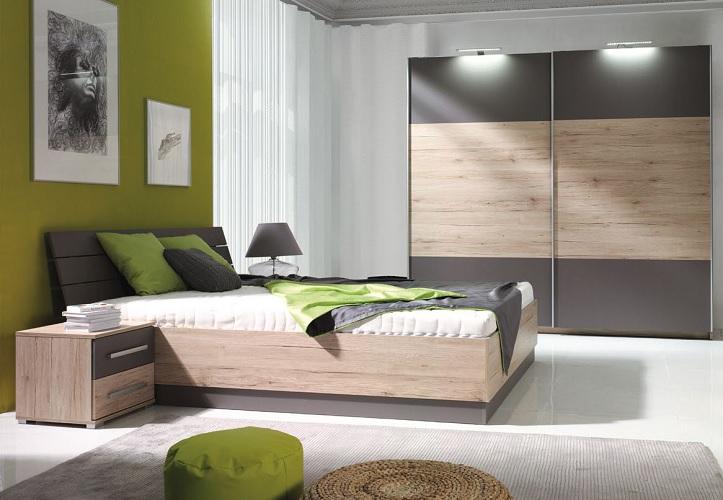 Sypialnia Dione San Remo Popiel